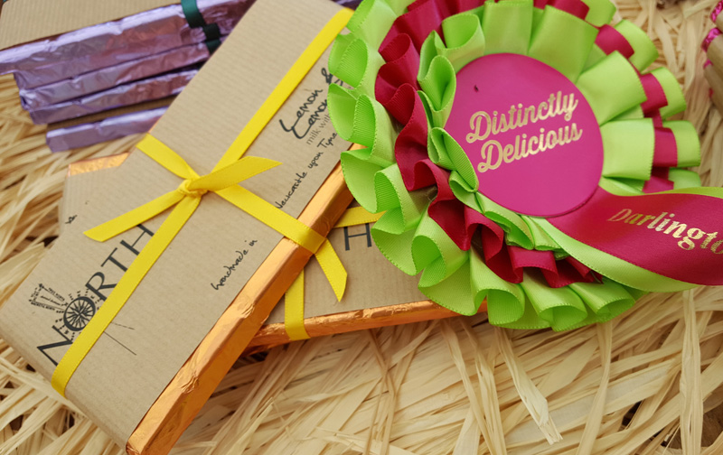 North Wins 'Distinctly Delicious' Award!